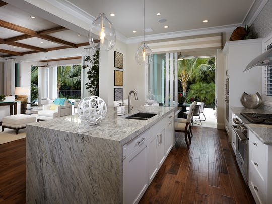 The Chelston model is London Bay Homes first home in Southwest Florida to use the Matterport program.