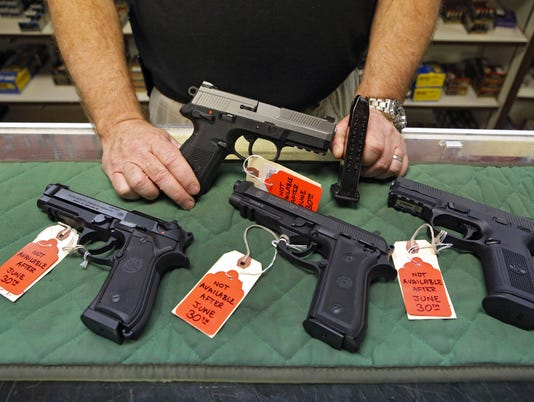 AP NEW GUN LAWS A USA CO
