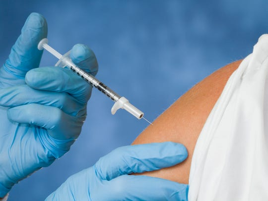 Getting your flu vaccination every year is an easy