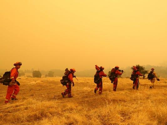 Carr Fire - Ono-Igo