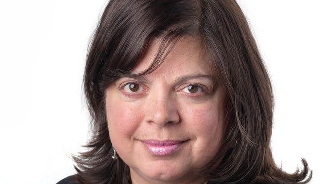 Tresa Baldas, Detroit Free Press reporter