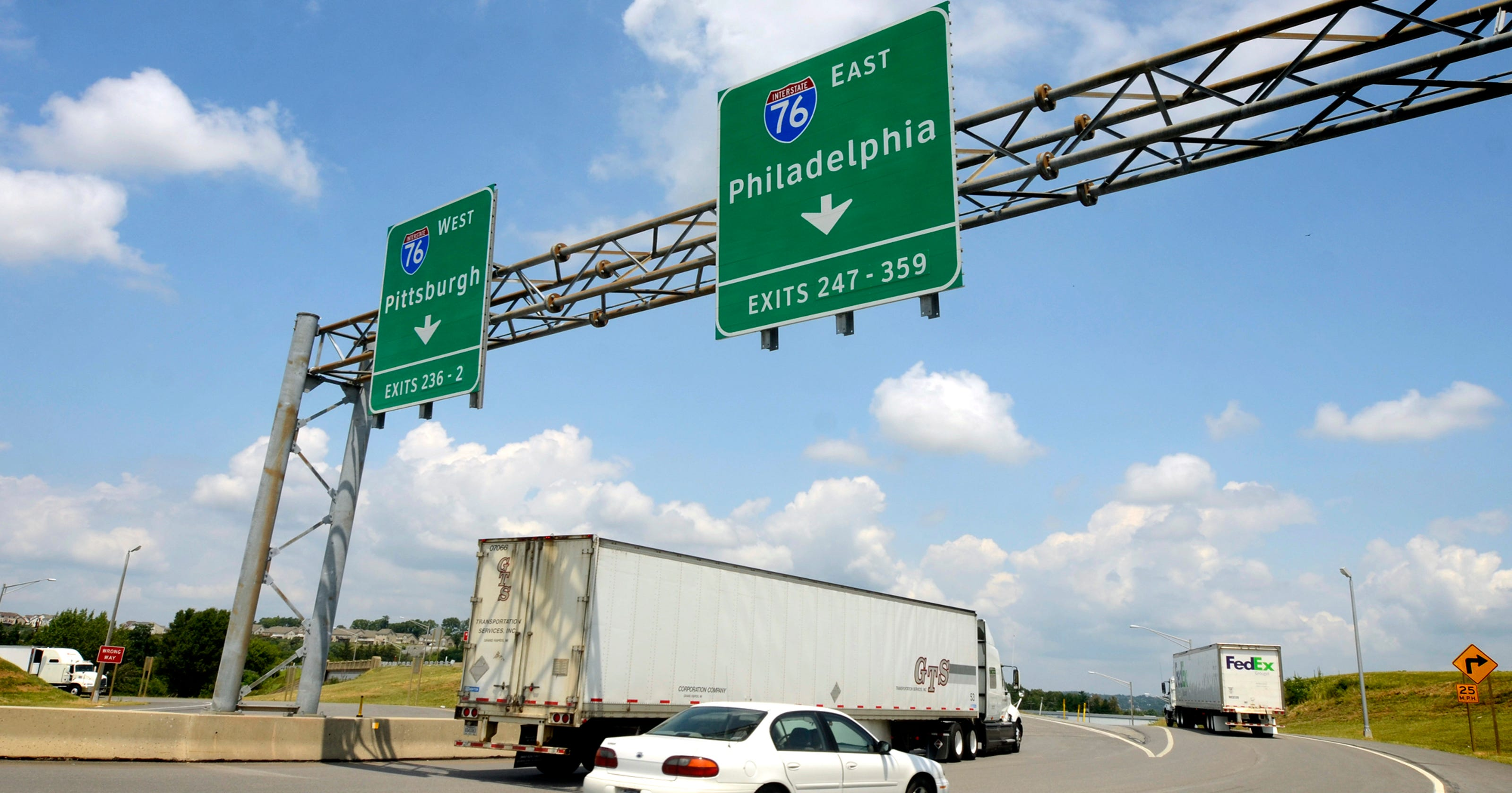 Editorial: Pa  turnpike toll hikes are highway robbery