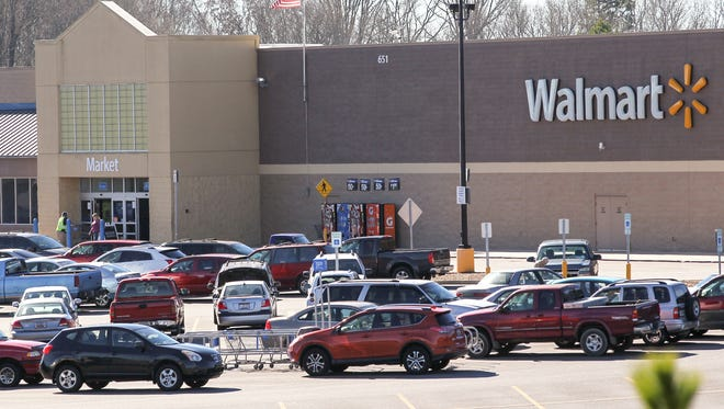 Anderson residents will get their first look at the newly remodeled Walmart Supercenter at 651 Highway 28 Bypass in Anderson Friday.