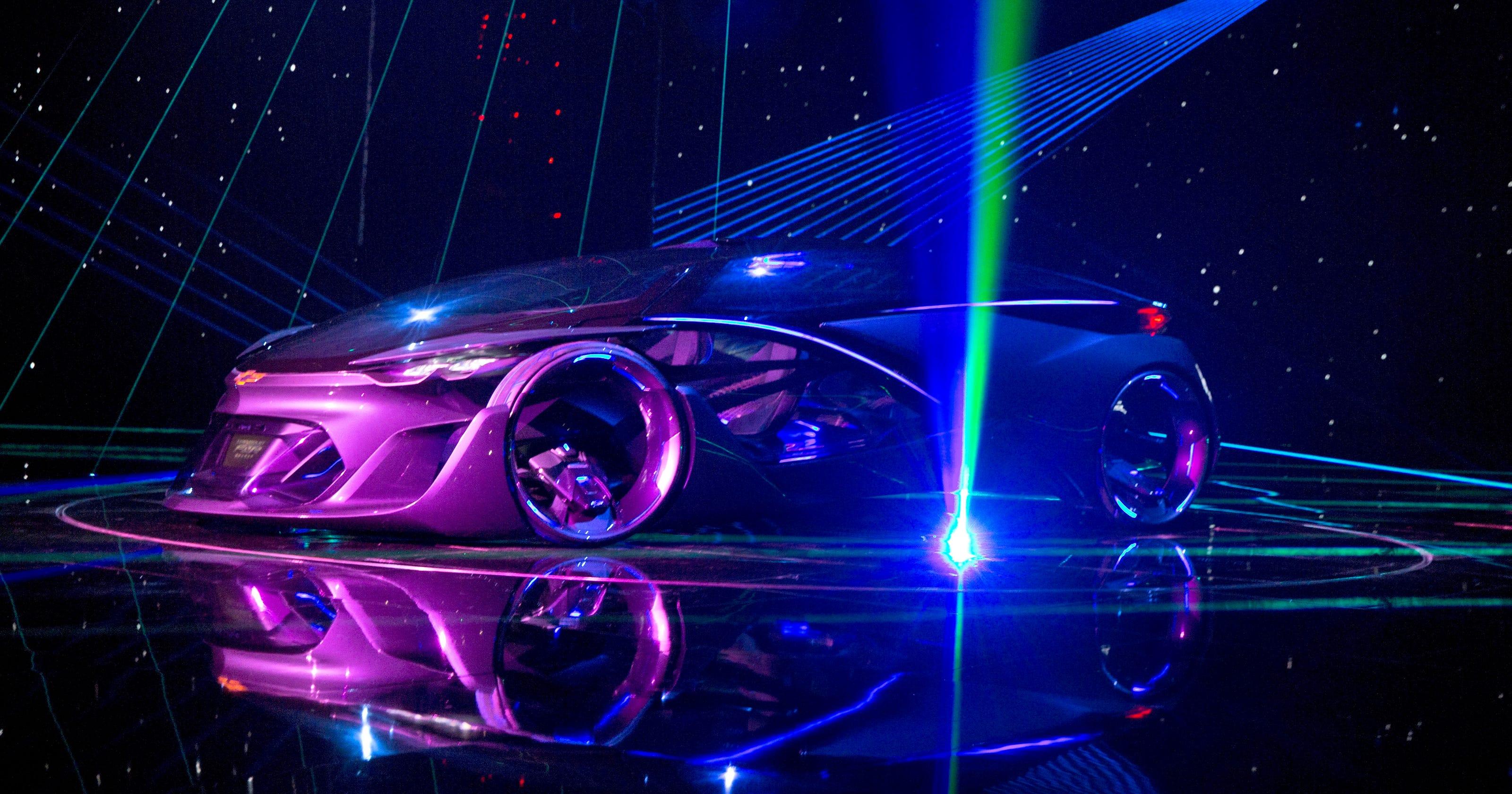 Chevy Shows Fnr Autonomous Concept In Shanghai The Electric Car Chevrolet