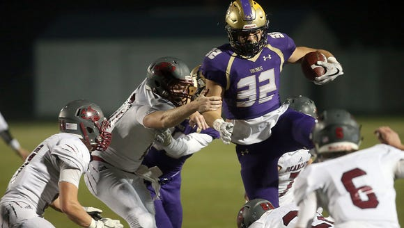 North Kitsap football player Dax Solis is headed to Montana to play for the Grizzlies.