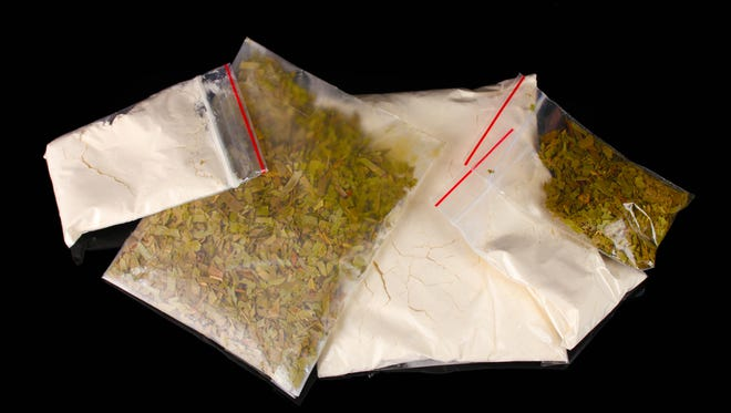 Marijuana is a Schedule 1 controlled substance under the U.S. Controlled Substance Act of 1970. Cocaine is classified as a Scheduled 2 drug which is less addictive.