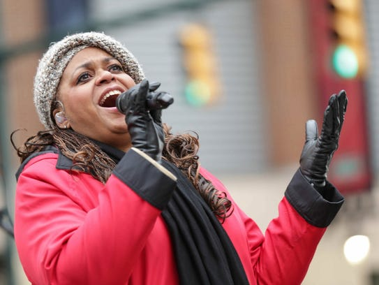 Georgette Fraction will perform with the Bishops Dec.