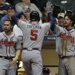 Braves 10, Brewers 8: Bullpen collapses