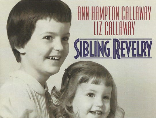 "The album ""Sibling Revelry"" by the Callaway sisters"