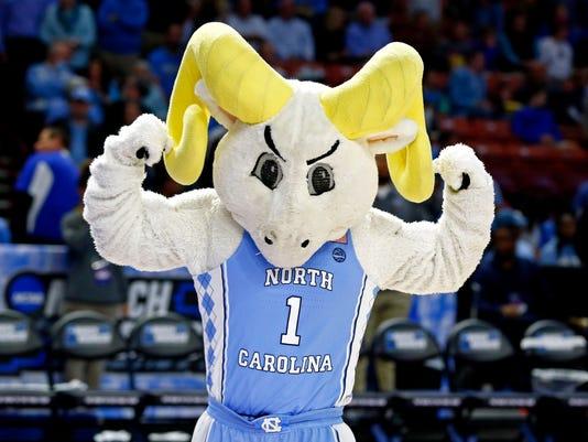 NCAA Basketball: NCAA Tournament-Second Round-Arkansas vs North Carolina
