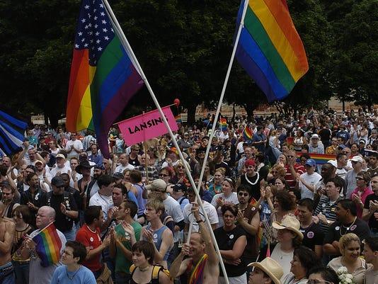 Gay Pride Rally -3