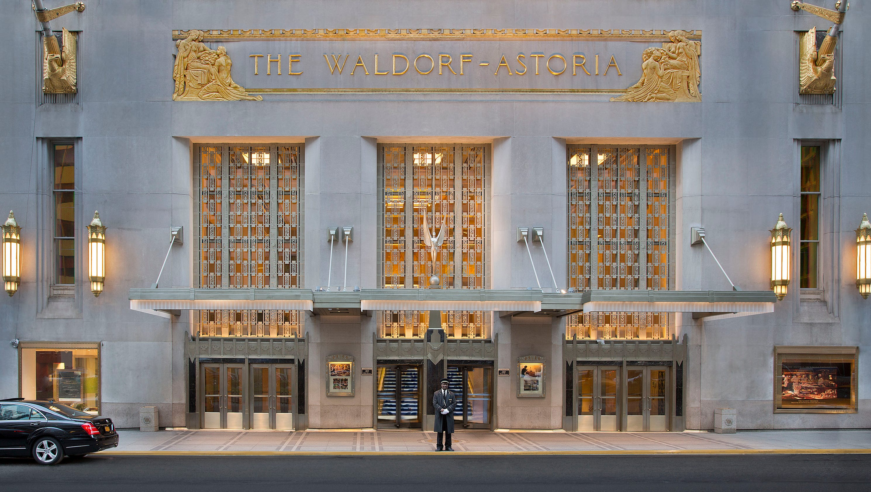Waldorf astoria new york to shut down today for renovations for Waldorf at home