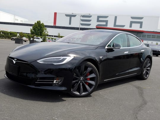 The Tesla Model S now has company in the luxury EV
