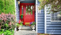 A good first impression is important. When selling your home, minor tweaks can make it sing.