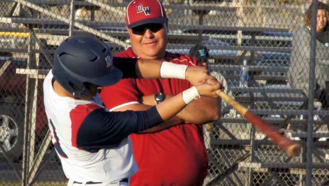 Deming High Baseball Coach Fernie Holguin Jr. is happy to see the Cats among the best 16 teams in Class 6A compete this coming weekend for a shot at a New Mexico state championship.