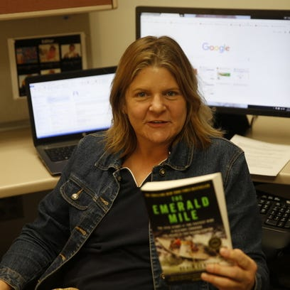 Book by NM author chosen for college program