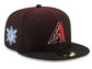 Diamondbacks Jackie Robinson Day cap.