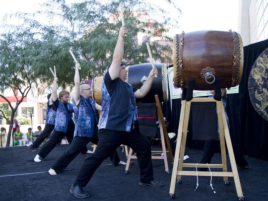 Cultural performances, arts & crafts and a culinary feast of Asian food are highlights of the annual Arizona Asian Festival.