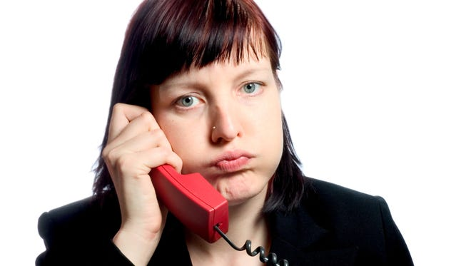 When a customer is frustrated, it's not fun for the people at either end of the phone.
