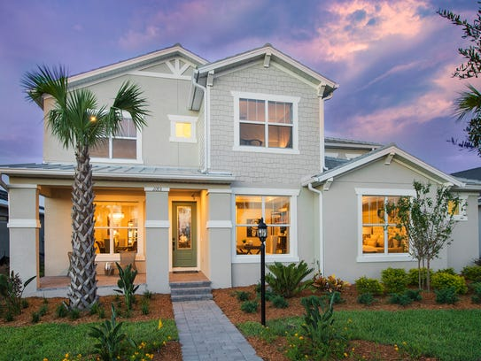 Pulte Homes will offer the Springview model at Babcock