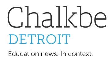 Chalkbeat Detroit logo