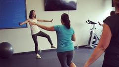 Hanover woman launches faith-based fitness class