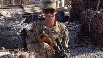Billy Naillon, a specialist in the U.S. Army, died Thursday in a crash, just three months after returning to his home.