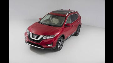 For 2017, Nissan has added a hybrid to its popular Rogue SUV lineup.