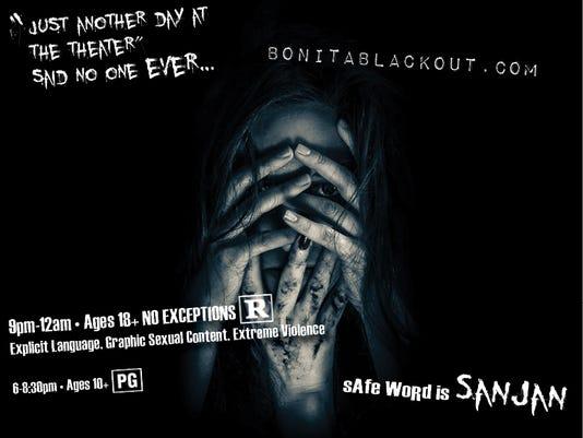 Bonita Blackout poster