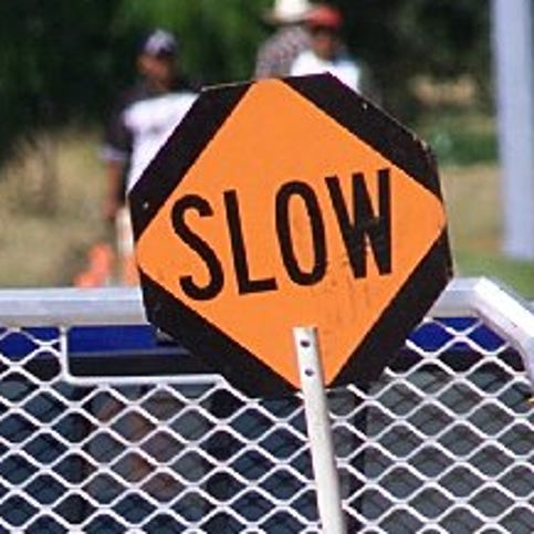 More paving delays coming to Hwy 214 near Mt. Angel, Shaw
