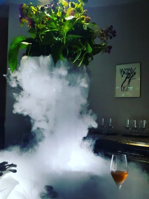 You go to Alinea to get a taste of Mars, to mine the edges of the known culinary universe, to see where the boundaries between food and art intersect.