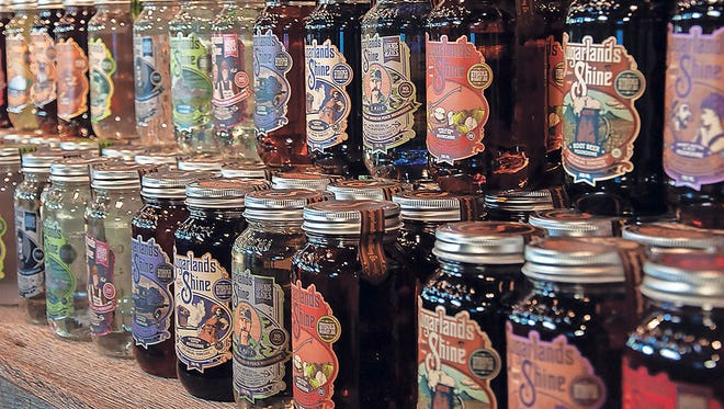 Sugarlands Distillery in Gatlinburg offers tastings, tours, workshops and more.