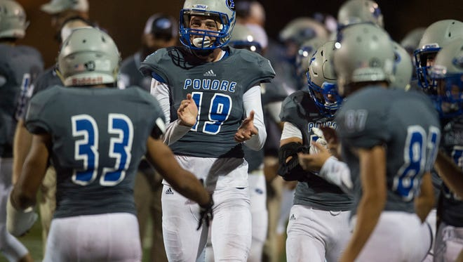 Poudre High School's Bryce Ramler has verbally committed to play football at CSU-Pueblo.