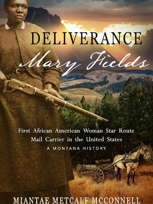 """""""Deliverance Mary Fields"""" by  Miantae Metcalf McConnell"""