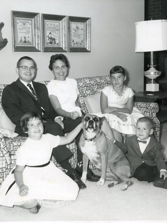1- Clubb family