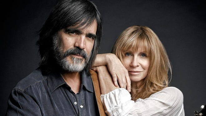 Larry Campbell and Teresa Williams step into the spotlight for a show Saturday in Ithaca.