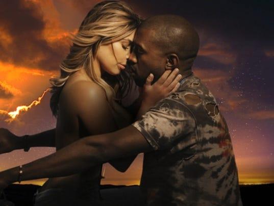 Kim, Kanye 'Bound'