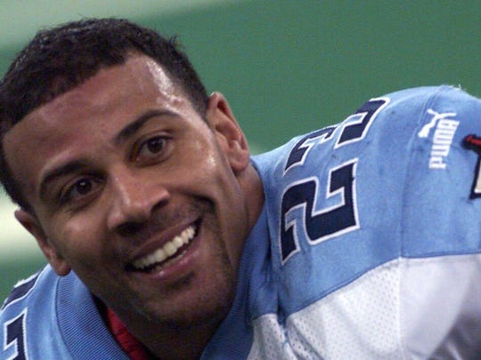 Titans safety Blaine Bishop made four Pro Bowls