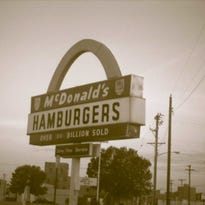 Looking back: Pasley brought McDonald's restaurants to Sioux Falls in 1961