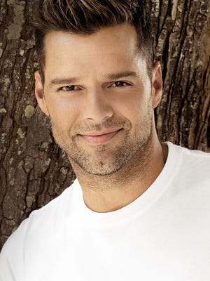 Latin superstar and father Ricky Martin is publishing his first children's book, a project close to his heart.