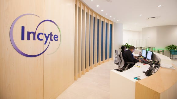 The U.S. Food and Drug Administration has granted Breakthrough Therapy Designation to Incyte's Jakafi.