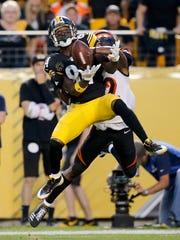 Cincinnati Bengals cornerback William Jackson (22)