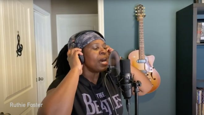 "Ruthie Foster is among the Austin musicians who recorded Randy Newman's ""I'll Be Home"" as a fundraiser for homeless-oriented nonprofits Mobile Loaves & Fishes and Community First Village."
