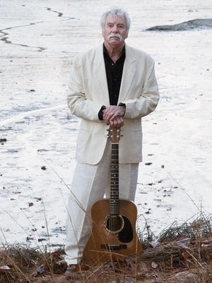 Tom Rush, who just moved ti Kittery, will perform for the first time after surviving COVID-19 at The Music Hall on Sunday, Sept. 27.