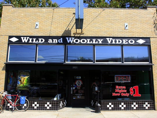 Wild & Woolly Video on Bardstown Road._(By Arza Barnett, The Courier-Journal)_Sept. 23, 2008