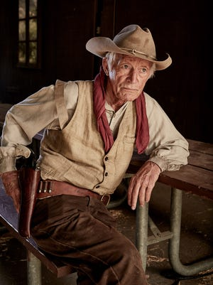 "Lance Henriksen stars in ""Gone Are the Days,"" a new western that will be shown at 6:45 p.m. Friday at the Animas 10 theater in Farmington."