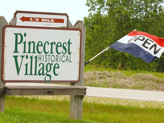 Pinecrest Historical Village