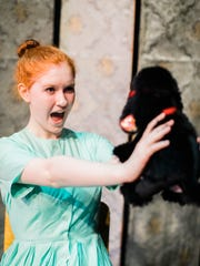 Mia Kyler as Annabel Glick in Shenandoah Valley Governor's