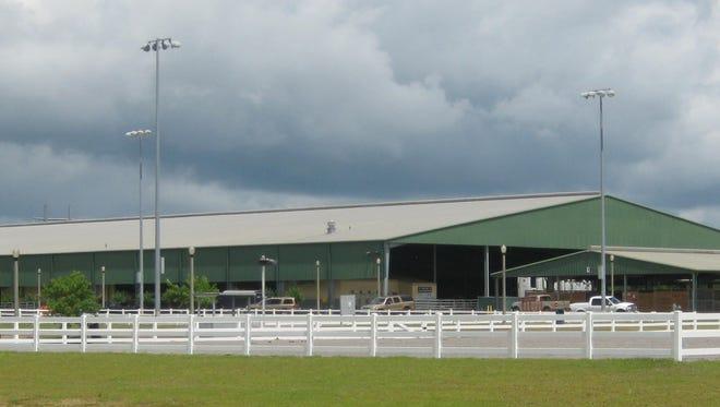 The Equestrian Center