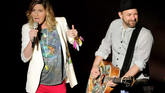 Jennifer Nettles and Kristian Bush are back as Sugarland and will bring their summer tour to Green Bay.